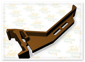 Brown Gutter Brackets Roofing Ebay