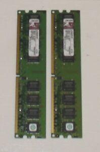 2GB-2X1GB-PC2-5300-memory-ram-NON-ECC-DDR2-667MHz-desktop-upgrade-PC