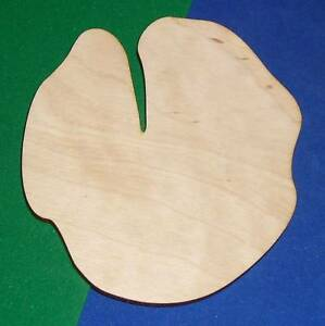 LILY-PADS-Unfinished-Wood-Shapes-Cut-Outs-LP5060