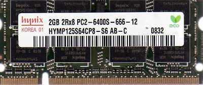2gb Toshiba Mini Nb200 Nb205 Nb255 Nb305 Nb505 Netbook/laptop Ddr2 Ram Memory