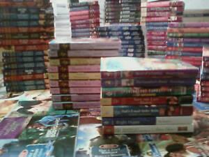 Lot-E-25-Historical-Romance-Novels-Paperbacks-Titles-Listed