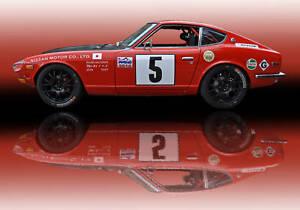 1971-Datsun-240Z-Nissan-Vintage-Classic-GT-Race-Car-Photo-CA-0433
