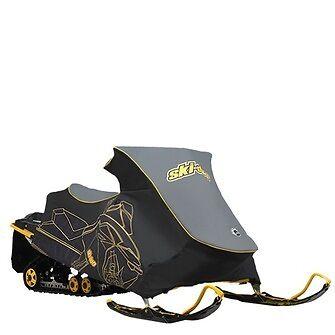 Ski-Doo New OEM Rap-Clip Intense Trailerable Cover REV-XM REV-XS w/ 1+1 Seat 2up