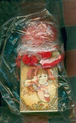 NIP-Enesco-373389-Annabelle-Doll-Head-Decorative-Block
