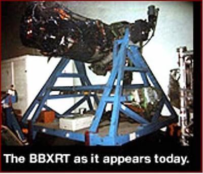 Broad Band X ray Telescope (bbxrt) Space Shuttle Columb