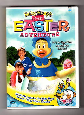 Baby Huey's Great Easter Adventure (Dvd, 2005) New & Sealed