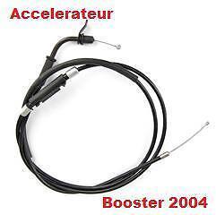 cable de transmission de gaz d accelerateur booster mbk 50 spirit bws 2004 2014 ebay. Black Bedroom Furniture Sets. Home Design Ideas