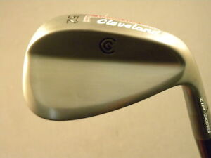 Cleveland-CG12-Black-Pearl-No-Logo-Gap-Wedge-52-Golf-Club-Brand-New