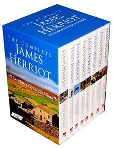 The-Complete-James-Herriot-8-Book-Box-Set-James-Herriot