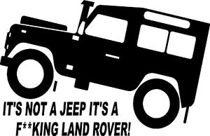 Fun-Land-Rover-TD5-Defender-4x4-Off-Road-Sticker-3