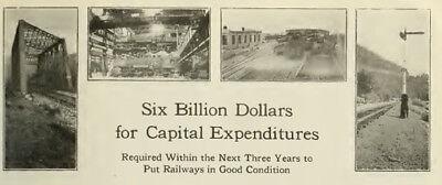 Railway Age/railroad Gazette 33 Volumes 1904 - 1922 On Two Dvds - C689-90