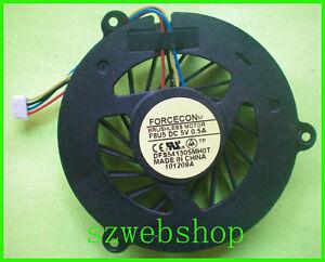 FORCECON-DFS541305MH0T-F8U5-DC5V-0-5A-4PINS-CPU-FAN-NEW