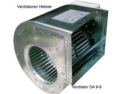 Ventilator Lüfter Motor Gebläse für Dunstabzugshaube, Lüftung und Klima 3500 m³