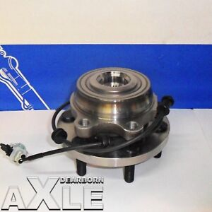 FRONT-NISSAN-WHEEL-HUB-BEARING-ASSEMBLY-4WD-NEW-ABS