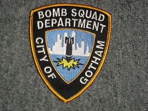 Batman-Movie-Prop-Gotham-Police-Bomb-Squad-Patch