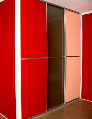 schiebet r bausatz f r 2 t ren als schrank oder raumteiler bis breite 2 meter ebay. Black Bedroom Furniture Sets. Home Design Ideas