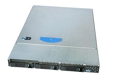 Intel Sr1600urr 1u Rack Chassis Server System