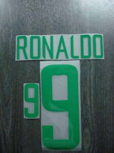 RONALDO-9-Brazil-Home-World-Cup-2002-Name-Numbering