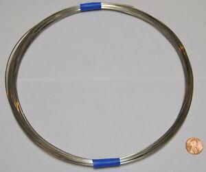 047 16 gauge silver bright aluminum craft wire 50 ft ebay for 10 gauge craft wire