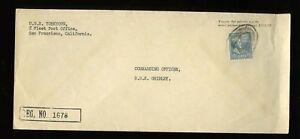 USS-Yorktown-CVS-10-Official-envelope-11-battle-stars