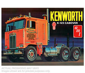 AMT 1/25 Kenworth K-123 Truck Plastic kit NEW In Stock
