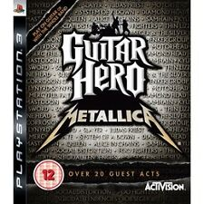 Guitar Hero Metallica Video Games Ebay