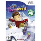 Family Ski (Nintendo Wii, 2008) - European Version