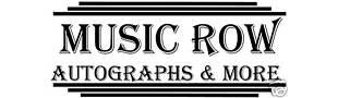 Music Row Autographs
