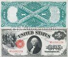 One Dollar 1917 United States Notes