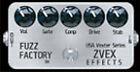 Z.Vex Vexter Fuzz Factory Fuzz Guitar Effect Pedal