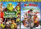 Shrek Forever After/Donkeys Christmas Shrektacular (DVD, 2010, 2-Disc Set, Canadian Side By Side)