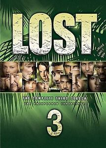 Lost-The-Complete-Third-Season-DVD-2007-7-Disc-Set-The-Unexplored