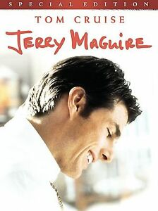 JERRY-MAGUIRE-Special-Edition-2-Disc-DVD-Tom-Cruise-NEW