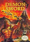 Demon Sword (Nintendo Entertainment System, 1988)