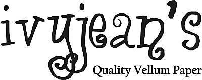 IVYJEAN'S QUALITY VELLUM PAPER