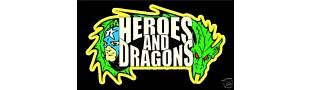 Heroes and Dragons Comics and More
