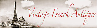 Vintage French Antiques
