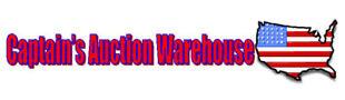 Captain's Auction Warehouse