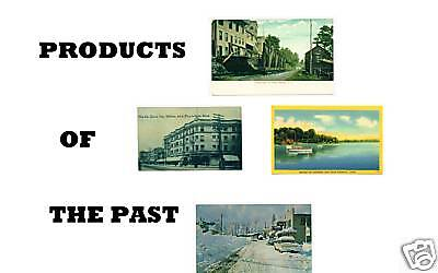 Products of the Past
