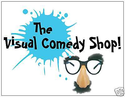 The Visual Comedy Shop