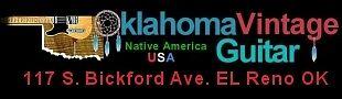 Oklahoma Vintage Guitar Store