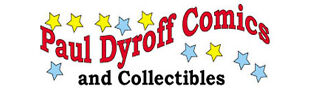 Paul Dyroff Comics And Collectibles