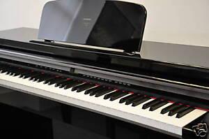 Yamaha clavinova clp keyboard piano ebay for Yamaha clavinova clp 110