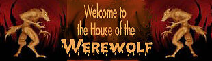 HOUSE OF THE WEREWOLF