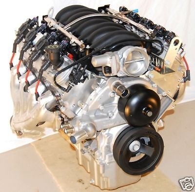 LSX Conversions and GM Performance