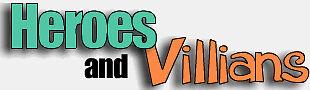 Harrah's Heroes and Villians