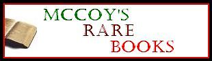 McCoy's Rare Books
