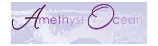 Amethyst Ocean Tchotchkes and Beads