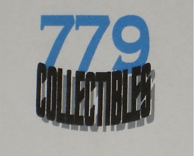 779 collectibles