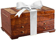 Selecting a Jewelry Box